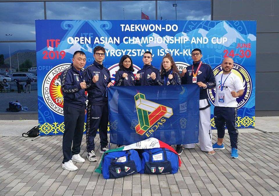 Risultati dell'Asian Championship