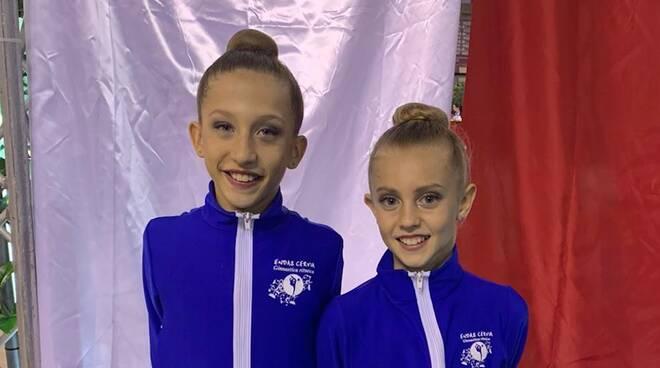 Ottimi risultato per le ginnaste dell'Endas Cervia al Campionato nazionale Gold Allieve