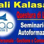 Seminario di autoformazione Kali Kalasag