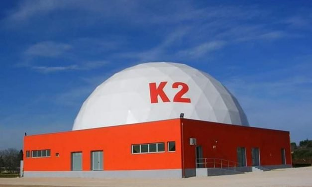 K2, benvenuti in ENDAS!