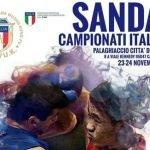 Campionati Italiana Sanda Kug Fu 23-24/11/2019
