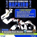 Corso di formazione Hapkido