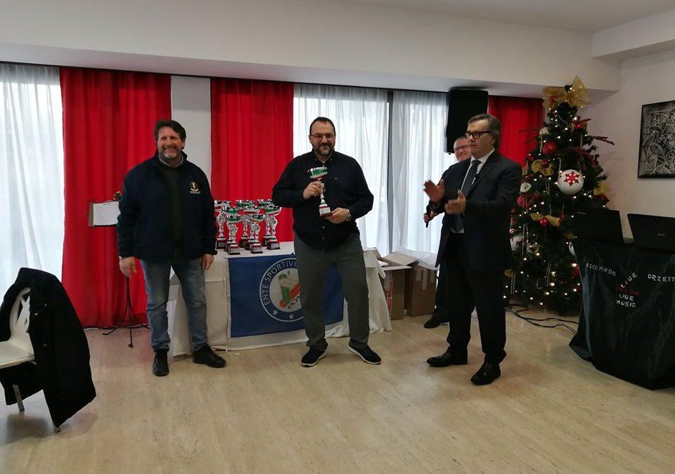 Premiazione Campionato e Coppa Italia Tiro Tecnico Sportivo