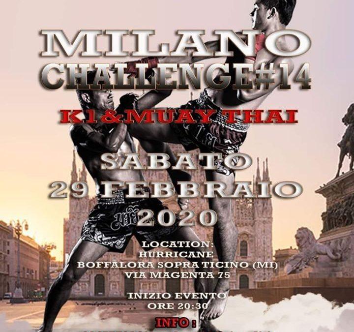 Milano Challenge #14