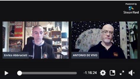 [VIDEO] Intervista al SiFu Antonio De Vivo