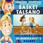 Open day minibasket Talsano