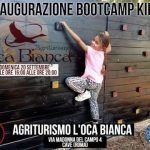 OCR: bootcamp kids 20 settembre