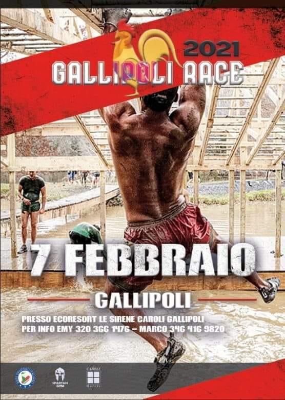 OCR: Gallipoli Race 2021
