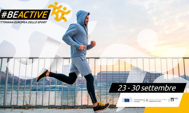 EWOS 2020: settimana europea dello Sport