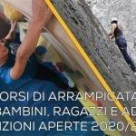 Corsi di arrampicata sportiva alla Climbing Farm di Crispiano