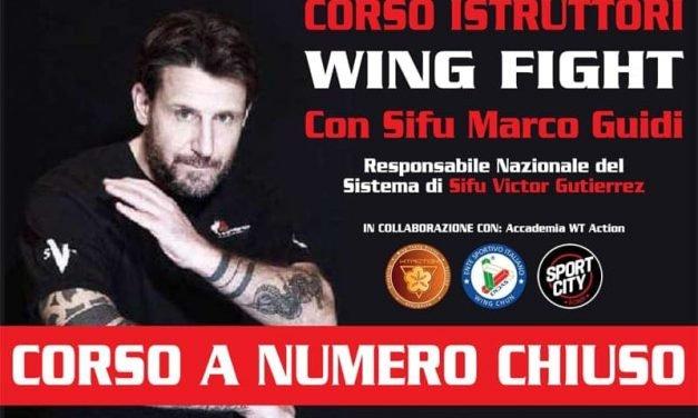 Corso istruttori Wing Fight
