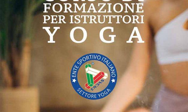 Corso di formazione per istruttori Yoga 1° e 2° livello