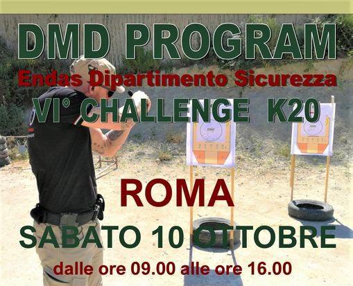 Challenge K20 Roma