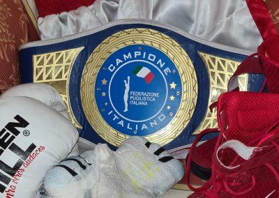 Adriano Sperandio nuovo Campione