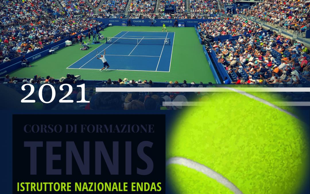 Istruttore Nazionale Tennis e Padel: corso 27-31 Gennaio