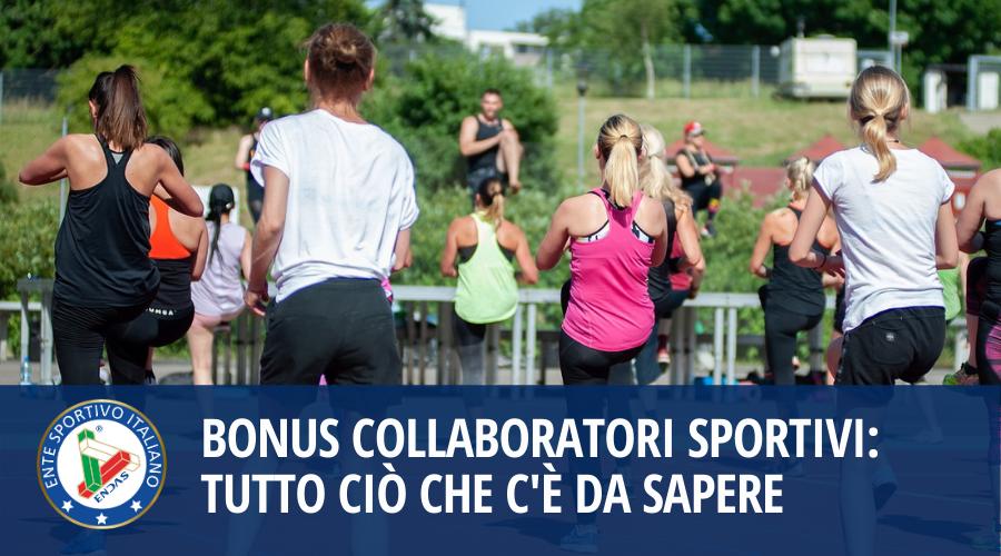 Bonus Collaboratori Sportivi: tutto ciò che c'è da sapere