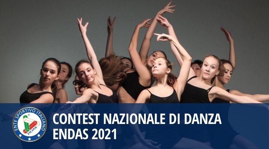 Contest Nazionale di Danza ENDAS 2021