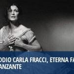 ADDIO CARLA FRACCI, ETERNA FANCIULLA DANZANTE