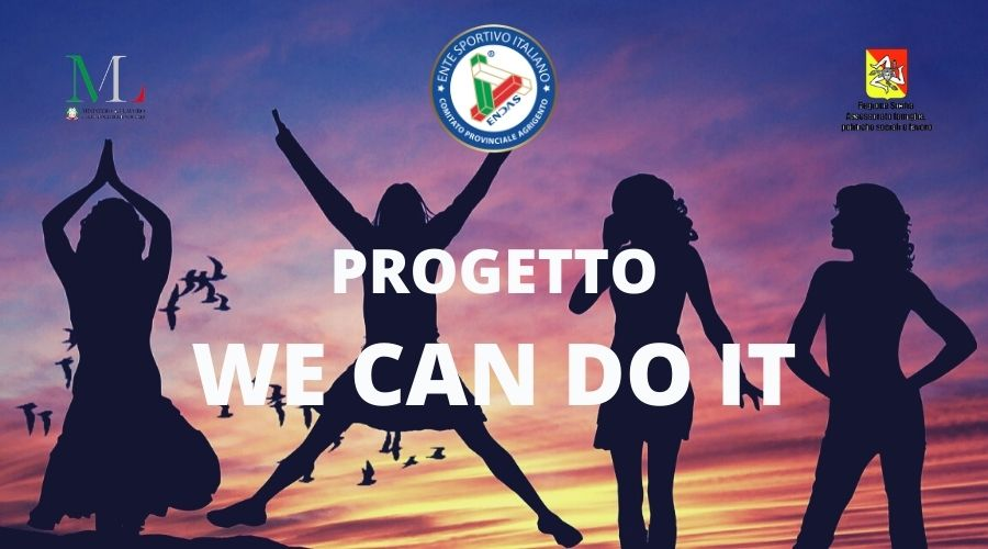 PROGETTO WE CAN DO IT