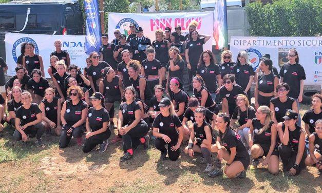 ENDAS, seconda tappa del Pink Claw, sport al femminile.