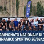 Campionato Nazionale di Tiro Dinamico Sportivo 26/09/2021