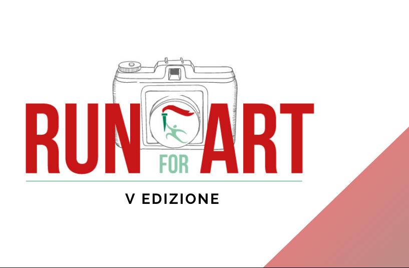 Run for art – Contest di fotografia sportiva per under 35